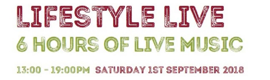Lifestyle Live 2018 – 1st September 2018